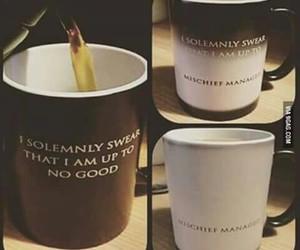 harry potter and mug image
