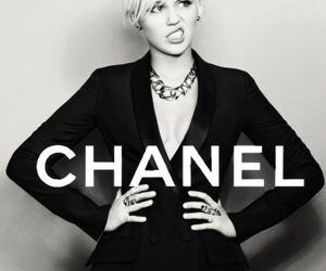 chanel, miley cyrus, and miley image