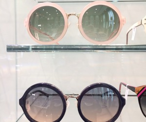 sunglasses and pink image