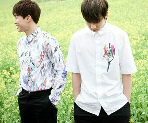 jung kook and bts jimin image