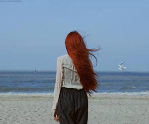 ginger, red, and hair image