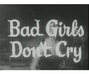 bad girls, don't cry, and bitch image