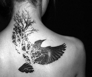 beautiful, forever, and tattoo image