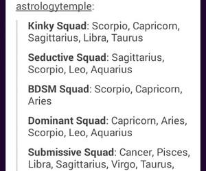 horoscope, tumblr, and uhm... image