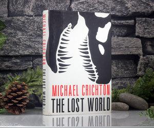 books, dinosaurs, and Jurassic Park image