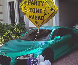 car, luxury, and party image