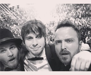 mark foster, foster the people, and mister smims image