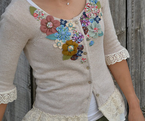 clothing, crafts, and diy image