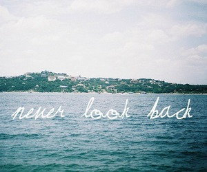 quote, sea, and nature image
