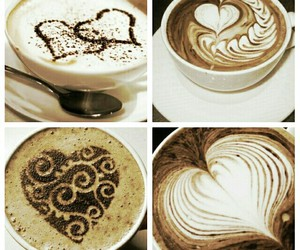 coffee, good morning, and sweet image