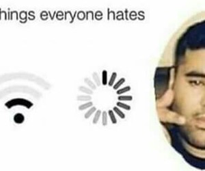 true, wifi, and naughty boy image