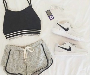 CK, clothes, and nike image
