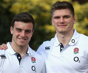 players, rugby, and owen farrell image