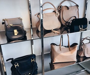 bags, chloe, and glamour image