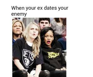 ex, enemy, and funny image