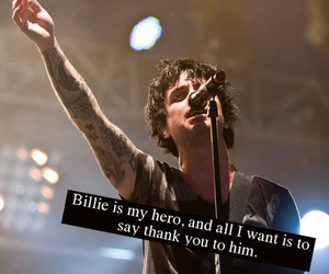 billie joe armstrong, green day, and billie image