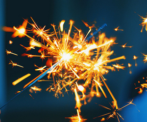 photography, fireworks, and light image