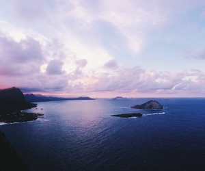 beautiful, Island, and sunrise image