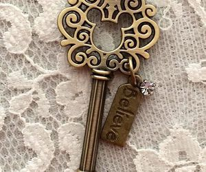 key and believe image