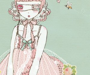 imai kira, lolita, and lolita fashion image