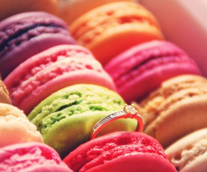 colors, delicious, and food image