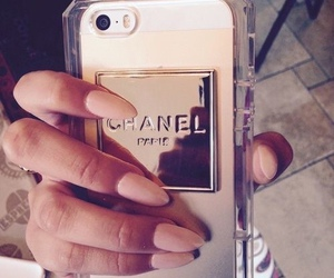 chanel, class, and nails image