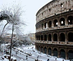 italy, travel, and rome image