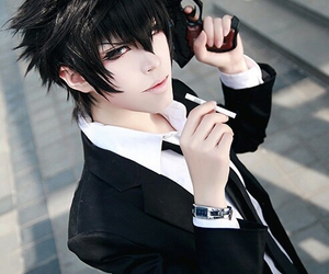 cosplay, anime, and psycho pass image