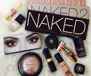 mac, make up, and beauty image