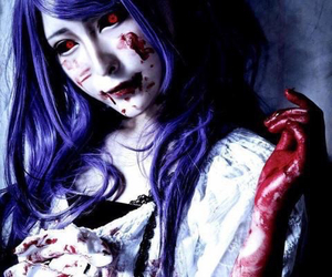 cosplay, tokyo ghoul, and rize image