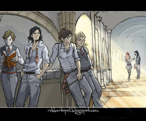 fanart and hp image