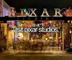 pixar and bucket list image