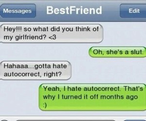 funny, best friends, and girlfriend image