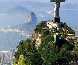 brazil, travel, and rio de janeiro image