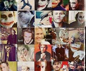 heath ledger and joker image