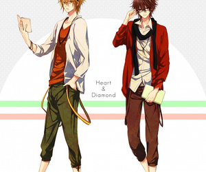 anime, hot anime boys, and toma ( amnesia) image