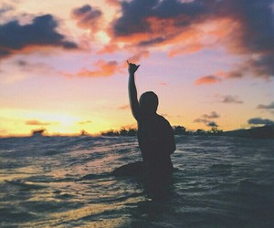 surf, indie, and summer image