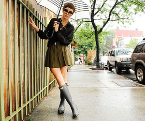 cool, fashion, and model image