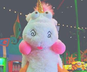 unicorn and fluffy image