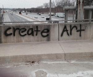 art, grunge, and create image