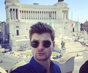 italy, sunglasses, and travel image