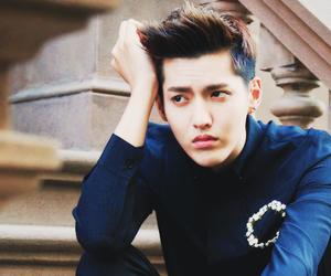 kris, exo, and wu yi fan image