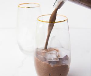 chia, coffee, and mocha image