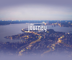 Dream, journey, and light image