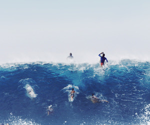photography, summer, and surfer image