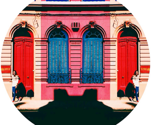 architecture, color, and house image
