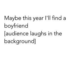 boyfriend, funny, and laugh image