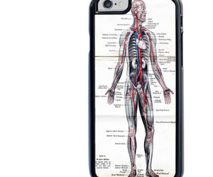 science, physiology, and iphone 4 case image