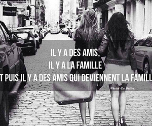 amis, famille, and french image