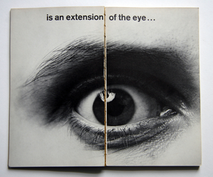 art, book, and eye image